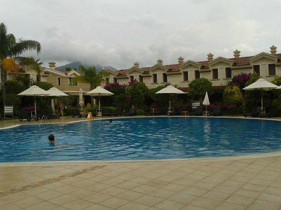 Dalyan Resort: Pool