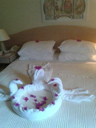 Dalyan Resort: Bed