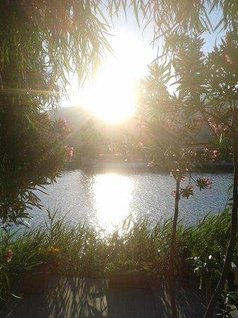 Dalyan Resort: View