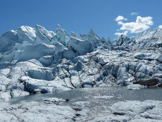 Mica Guides : Glacier Pool