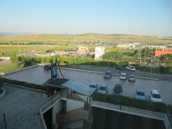 Hilton Garden Inn Matera: View outside our window.