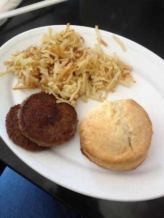 Montgomery Street Cafe: Another plate