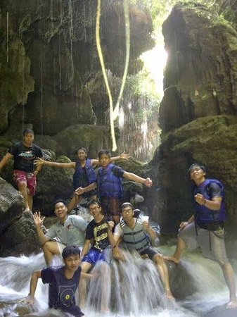 Green canyon Pangandaran Picture of Green Canyon West Java