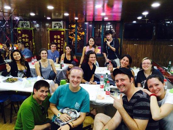 UnTour Shanghai Food Tours: Good times and good food :)