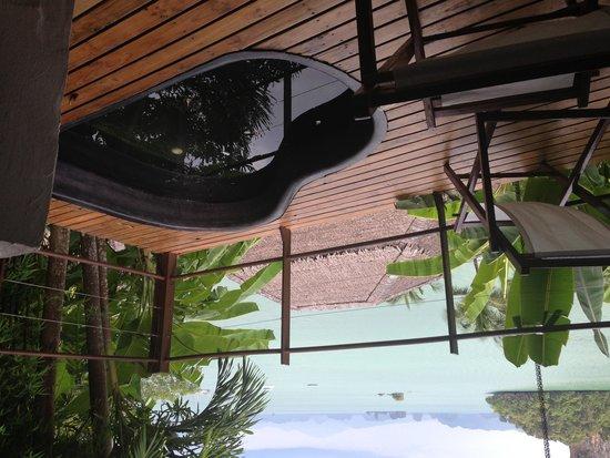 Paradise @ Koh Yao : Balcony poolAnd view