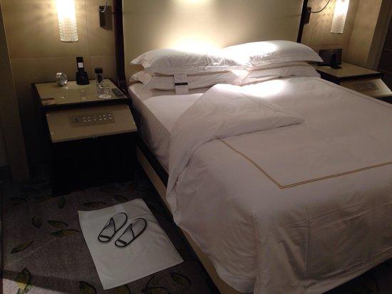 Fairmont Nanjing: Room