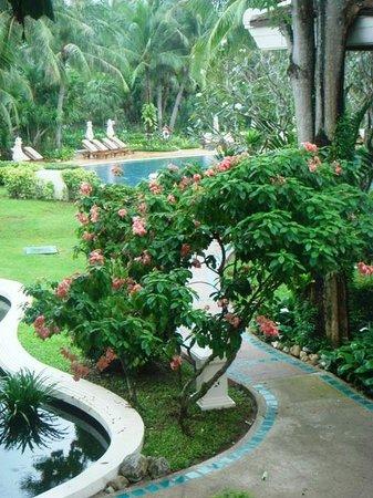 Santiburi Beach Resort & Spa: территория