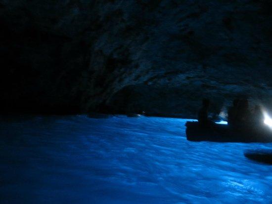 Blaue Grotte (Grotta Azzurra): Bue Grotto