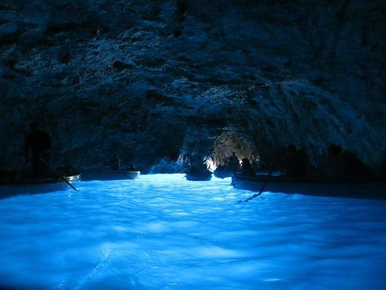 Blaue Grotte (Grotta Azzurra): Blue Grotto