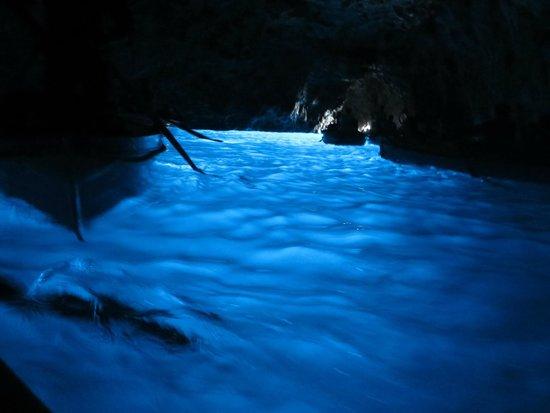 Blaue Grotte (Grotta Azzurra): The Blue Grotto