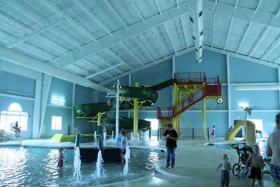 Deer Valley Lodge & Golf: Barneveld, Deer Valley Lodge, Water Park