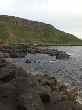 Craig Cottage Bed & Breakfast: Visitor Attraction: The Giant's Causeway