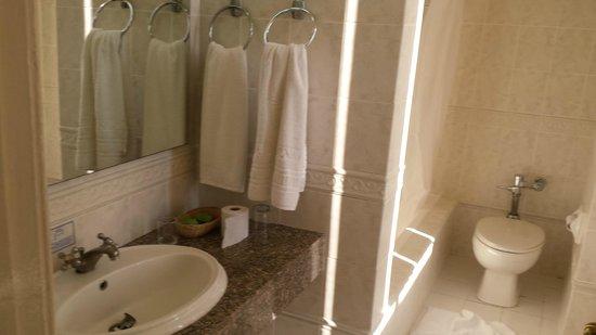 Hotel Nacional de Cuba: Baño