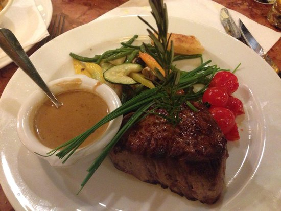 Les Brasseries Georges Uccle : Filetto