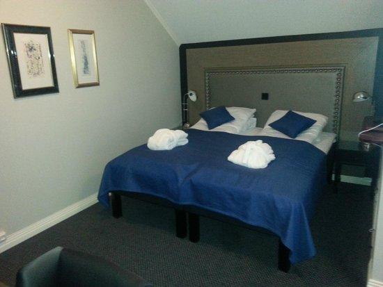 Brakanes Hotel: Honey Moon Room