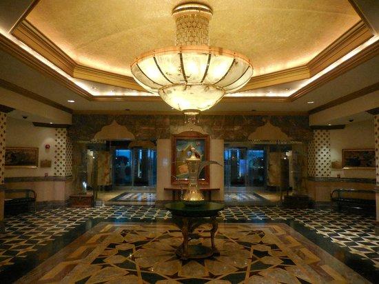 Grand Hyatt Muscat : The entrance