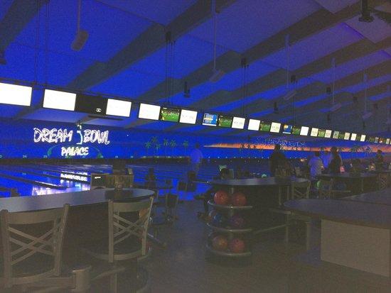 Dream-Bowl Palace: Dream bowl palace