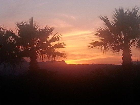 Valentin Playa de Muro: Sunset