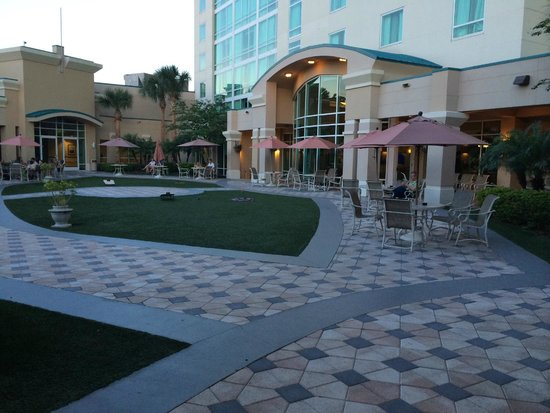 Crowne Plaza Orlando - Universal Blvd: Nicely done game area