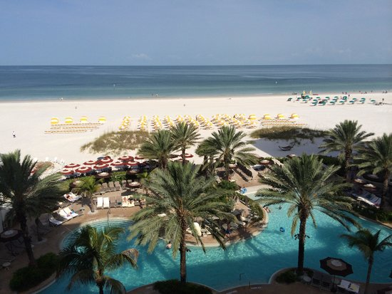 Sandpearl Resort: Amazing Gulf View from the Junior Suite