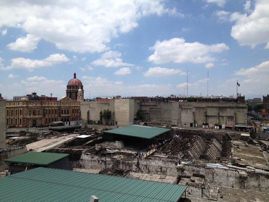 Mexico Bike Tour: City Center