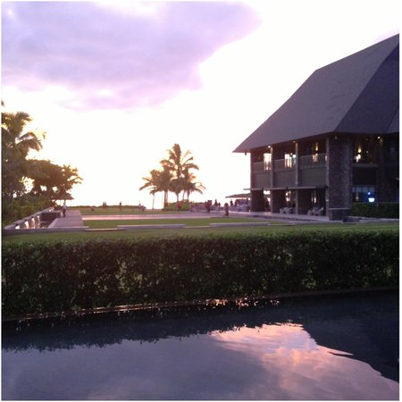 InterContinental Fiji Golf Resort & Spa: Sunset
