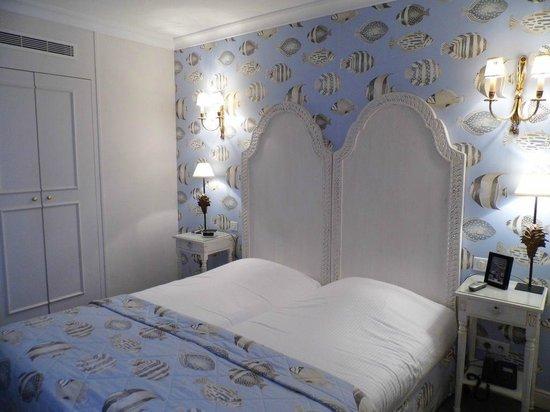Hôtel Villa d'Est : Zimmer