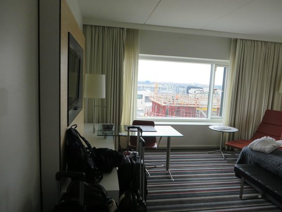 Crowne Plaza Copenhagen Towers: Our Room