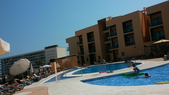 Pierre & Vacances Residenz Torremolinos Stella Polaris: zwembad/terras