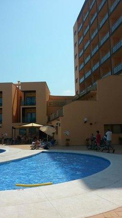 Apartamentos Pierre & Vacances Torremolinos Stella Polaris: zwembad/terras
