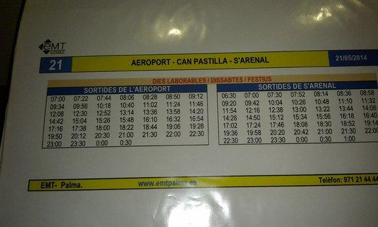 BQ Apolo Hotel: Handy airport times