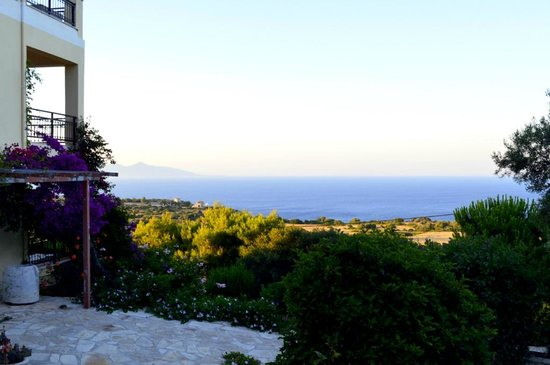 Lithies Boutique Hotel: view