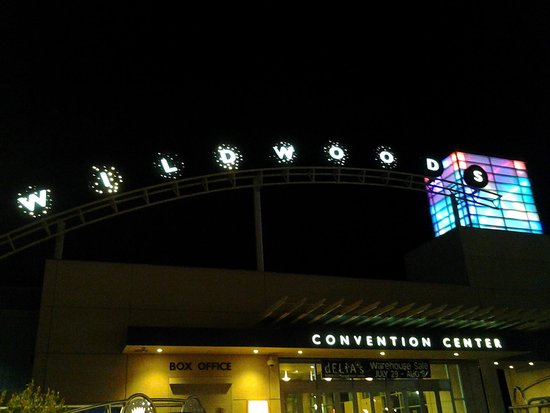 Wildwoods Convention Center: convention center