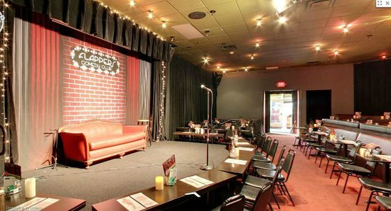Flappers Comedy Club - Burbank