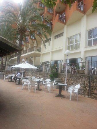 HSM Canarios Park: hotel