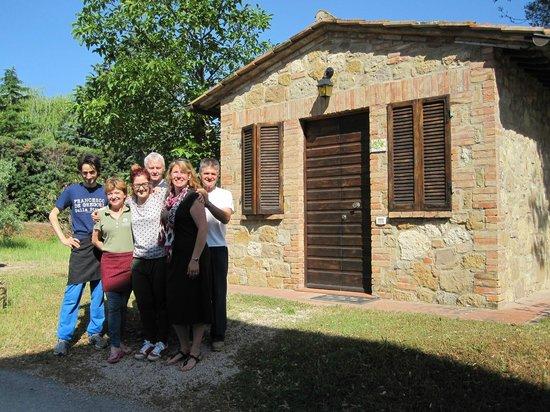 The Palazzo Bandino Gang and us