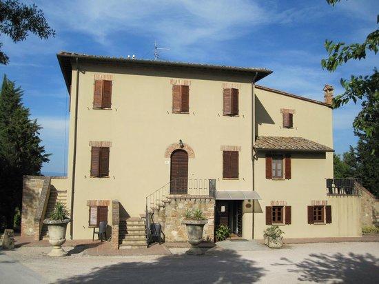 Palazzo Bandino main house