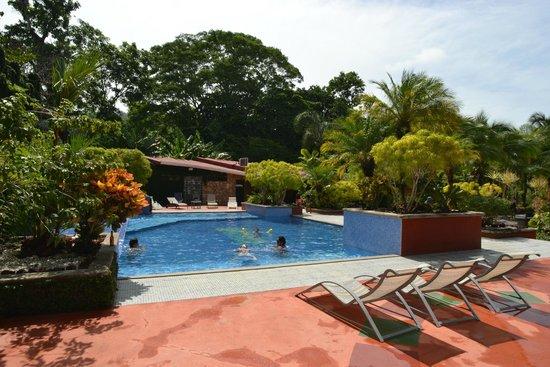 Hotel Diuwak: Piscina
