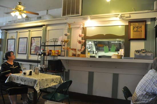 Nutshell Eatery and Bakery : Your food pickup window