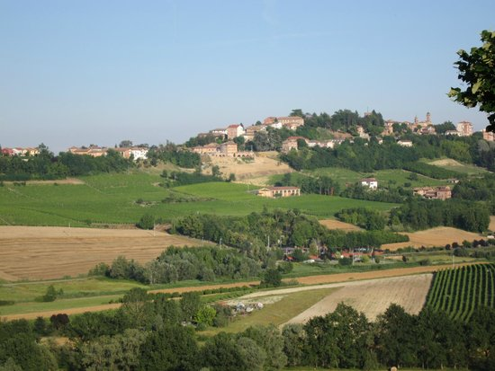 Casa di Maio: This is the view from our balcony