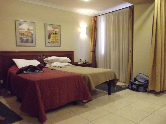 Solana Hotel: our room