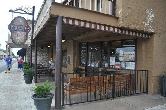 Ketzler's Schnitzel Haus and Biergarten: Ketzler's