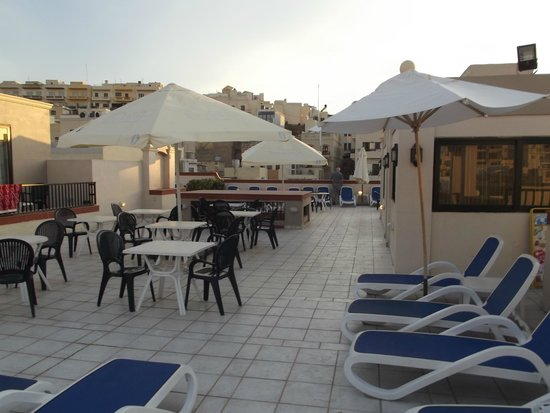Solana Hotel: Roof Top