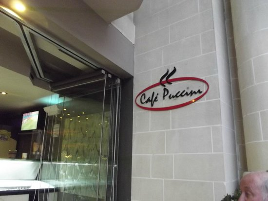 Solana Hotel: Puccini Bar & Terrace