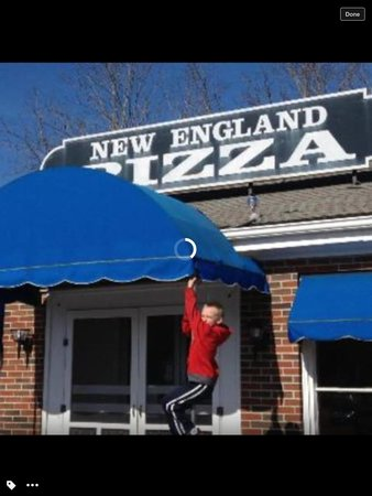 New England Pizza House : Future owner