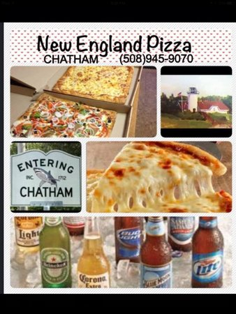 New England Pizza House : Great food great people