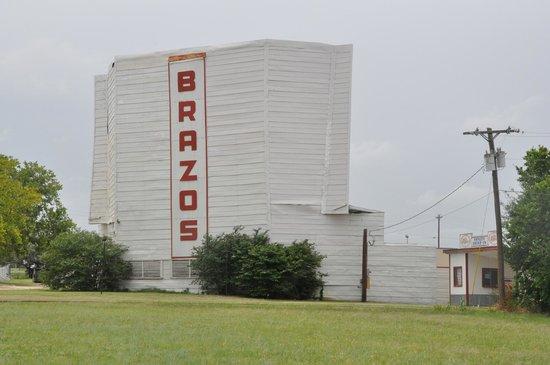 Brazos Drive-in : Brazos Drive In Theater