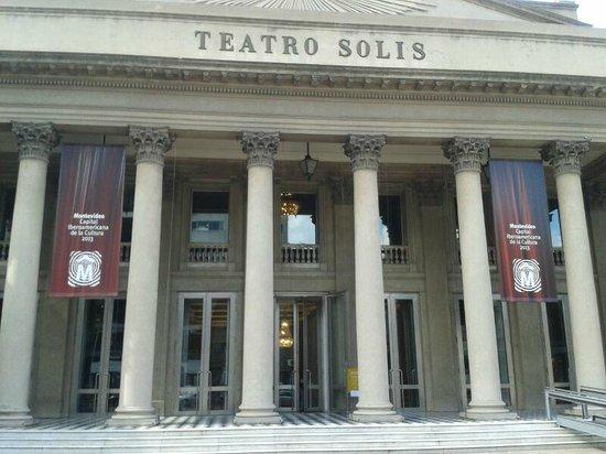 Teatro Solis: Imponente!!!