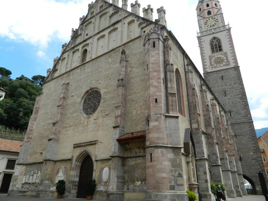 Merano Centro Storico: Duomo