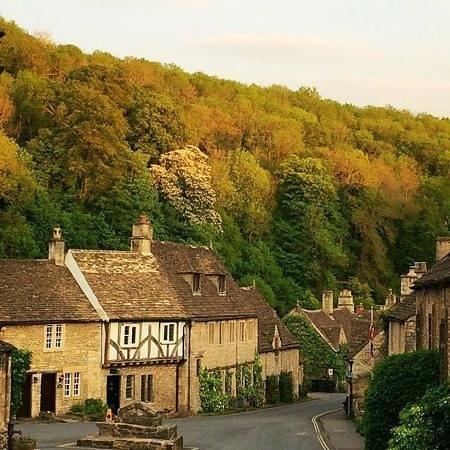 The Castle Inn: As the Sun Sets